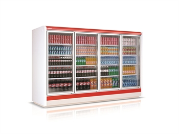Door Refrigerator for drinks